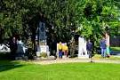Připomenutí 75. výročí osvobození Buchlovic 1